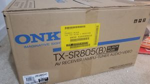 Onkyo-TX-SR805-Receiver used for Sale in Cary, NC