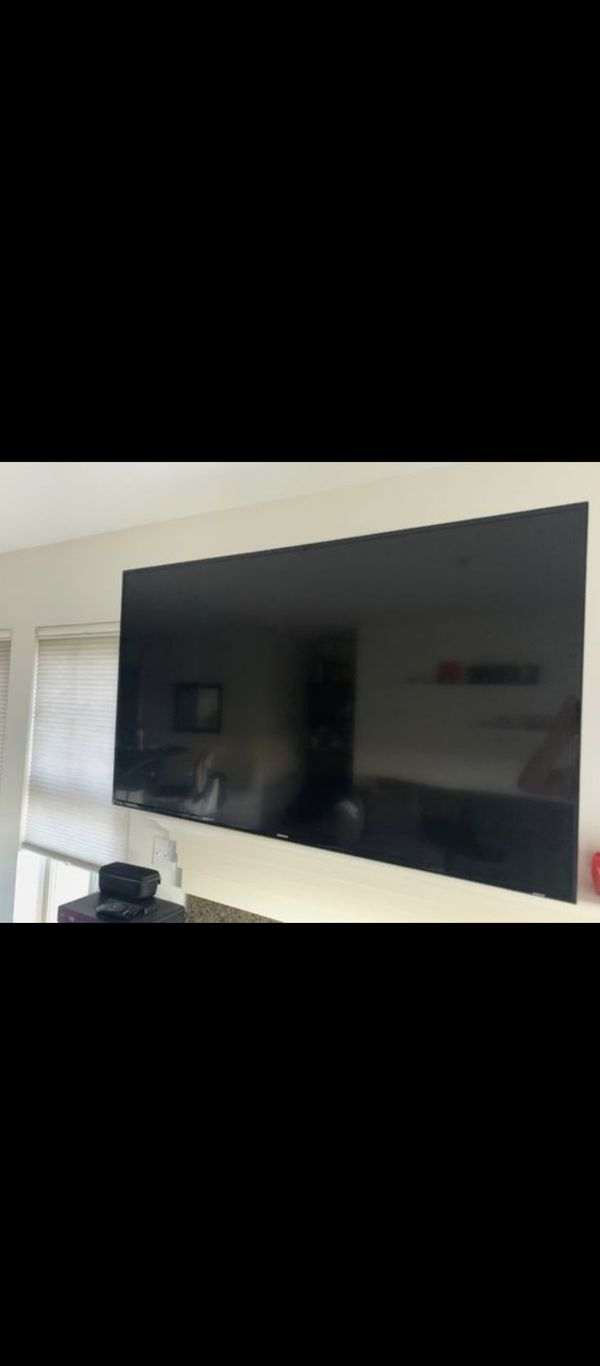 Samsung 55 inch 4k Smart UHD tv