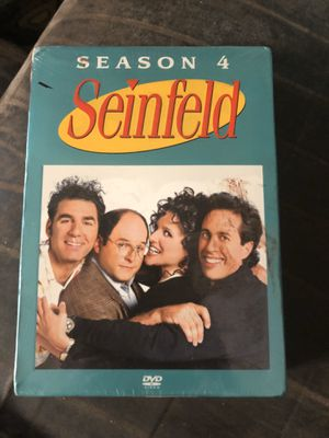 Seinfeld season 4. 40.00 or best offer. for Sale in Gainesville, FL