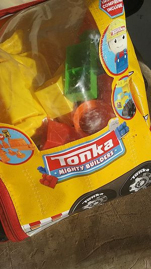 Tonka mighty builders set for Sale in Sanger, CA