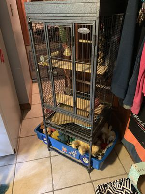 EZ Care bird cage for Sale in Smithfield, RI