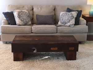 Barn wood table for Sale in Fort Wayne, IN
