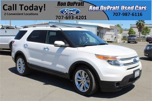 2011 Ford Explorer for Sale in Vacaville, CA