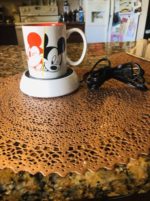 Disney cup warmer for Sale in Peoria, AZ