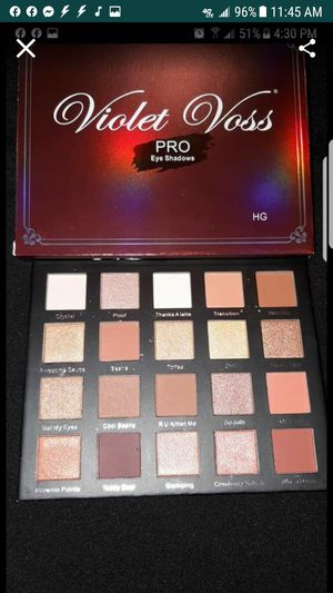 Violet Voss Palette for Sale in Tulare, CA
