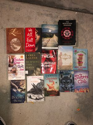 Free misc. books for Sale in Tampa, FL