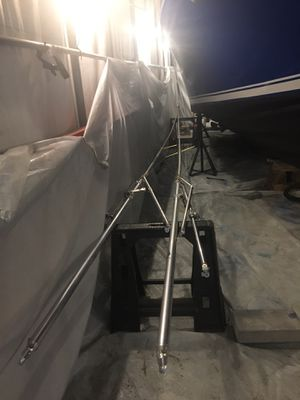 Fishing outriggers for boat for Sale in Westbrook, CT