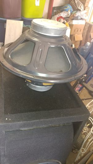 15in woofers 30 a pair for Sale in Fresno, CA