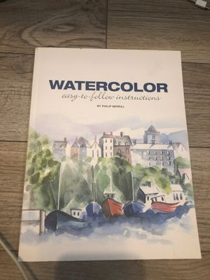 Watercolor book for Sale in Aurora, CO