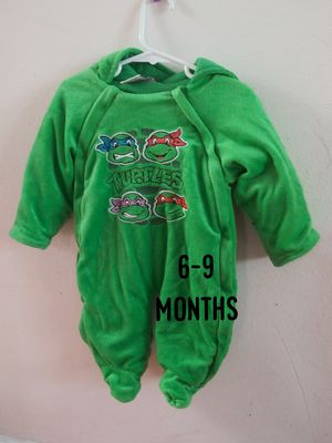 Warm Onesies for baby for Sale in Richmond, CA