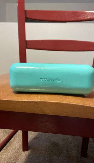 Authentic Tiffany Eyeglasses with Case. for Sale in Mesa, AZ