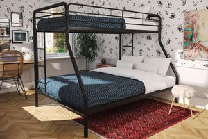 Bunk bed - full over twin for Sale in Boca Raton, FL