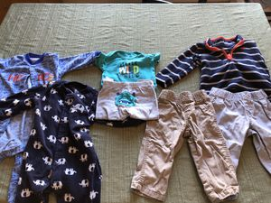 9 month boy clothes for Sale in Beaverton, OR
