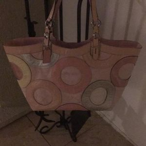 Coach Purse Tote for Sale in Hollywood, FL