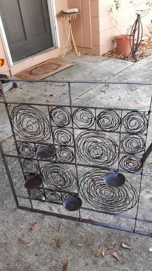 Wall candle holder for Sale in Ocoee, FL