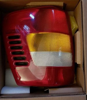 Jeep grand cherokee tail light for Sale in Indianapolis, IN