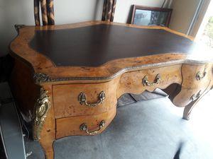 Antique desk 999.00 OBO for Sale in Atlanta, GA