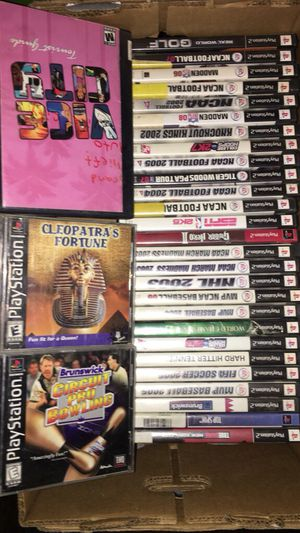 PlayStation 2 Games for Sale in Wenatchee, WA