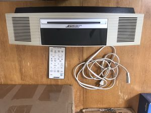 Bose Wave Sound System w/ Remote for Sale in Portland, OR