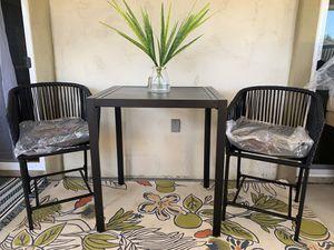 2 pcs patio set for Sale in Bonita, CA