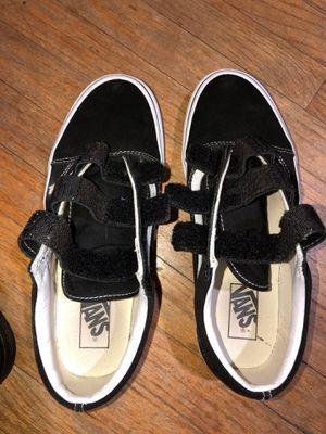 Black n White Vans for Sale in San Bernardino, CA