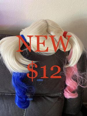 Suicide Squad Harley Quinn Wig New for Sale in Anaheim, CA