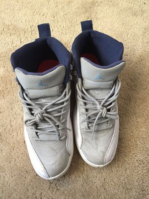 5c7a1c7dd918ad Wolf grey retro 12 sz 10 for Sale in Hayward