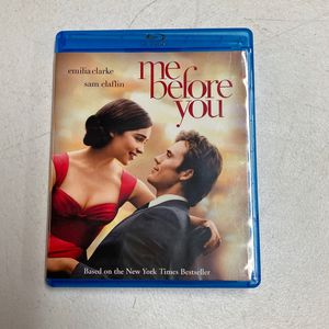 Blu Ray Movie Me Before You for Sale in Westminster, CA