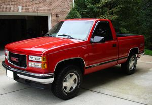 Awesome1998 GMC SIERRA Non-SmokerAWDWheels. for Sale in Washington, DC