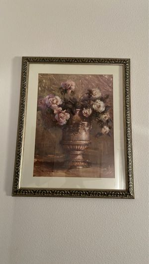 Painting of flowers for Sale in Richland, WA