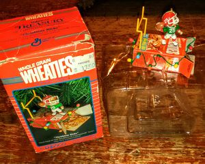 """Christmas Kicks"" 1993 Christmas Ornament for Sale in Fresno, CA"