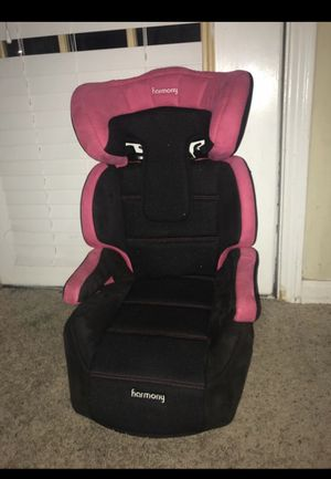 Brand new Deluxe high back booster car seat for Sale in Houston, TX