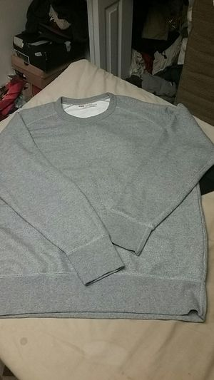 Salt and Pepper Men's Levis Thermal Sweater for Sale in Baltimore, MD