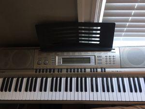 Casio Keyboard WK-200 for Sale in Washington, DC