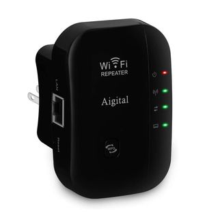 Wifi Range Extender 300Mbps Wireless Repeater Super Signal Booster for Sale in Alexandria, VA
