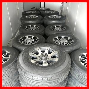 "Custom Tires & wheels for Trailers ST235 / 80 / R16"" & 225 / 75 / R15"" for Sale in Vista, CA"