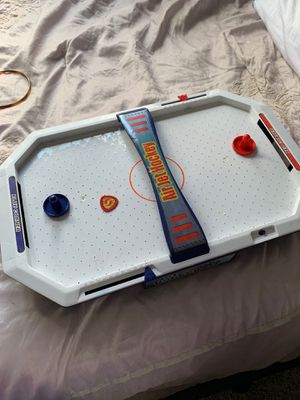 Table Top air hockey table for Sale in Tacoma, WA