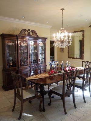 Heritage Heirloom Dining Room Set for Sale in Rockville, MD