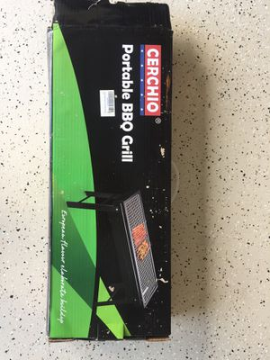 Portable bbq grill for Sale in Westchase, FL