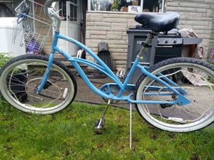ELECTRIA CRUISER BIKE for Sale in SeaTac, WA