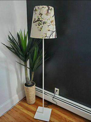 New floor lamp for Sale in Cranston, RI
