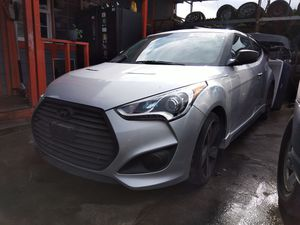 2014 Hyundai Veloster turbo type for parts only for Sale in San Diego, CA