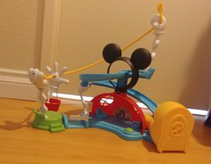 Mickey Mouse Toy Rollercoaster for Sale in Baldwin Park, CA