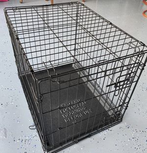 Medium Metal Dog Crate - As New for Sale in Dover, FL