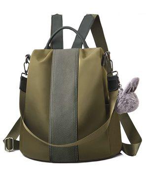 Women Backpack Purse Waterproof Nylon Schoolbags Anti-theft Rucksack Shoulder Bags for Sale in Tempe, AZ