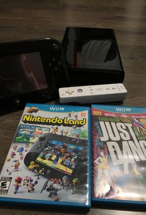 Nintendo Wii U for Sale in Mount Vernon, WA