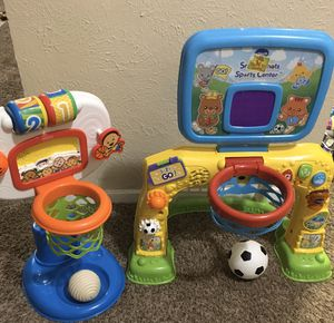 Basketball toys 10$ for each for Sale in Dallas, TX