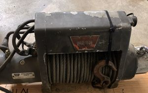 Warn xd9000i winch for Sale in Cornelius, OR