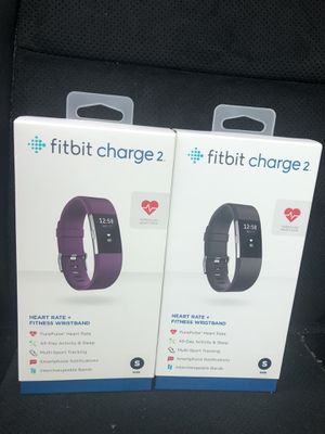New Fitbit Charge 2 Fitness Tracker for Sale in Waldo, OH