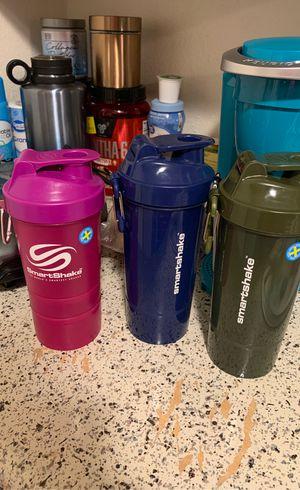 Smartshake shaker cups set for Sale in Hemet, CA